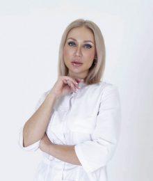 Борщ Екатерина Евгеньевна - косметолог МЦ